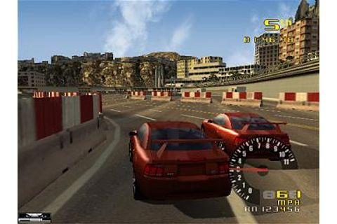 Screens: TD Overdrive - The Brotherhood of Speed - PS2 (3 ...