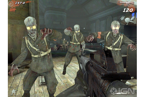 Call of Duty: Black Ops Zombies Screenshots, Pictures ...