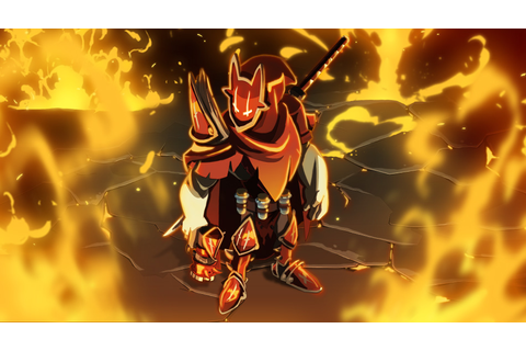 The Heat-Radiating Flame Knight - Shop - News - WAKFU, The ...