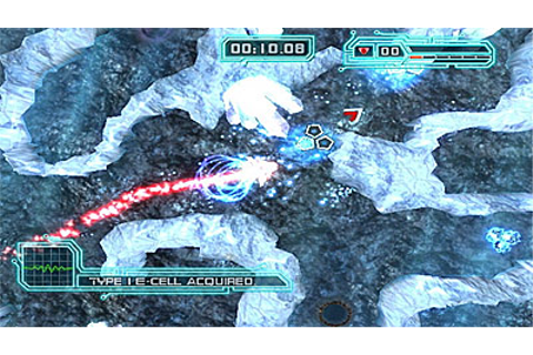 Evasive Space Review for Nintendo Wii
