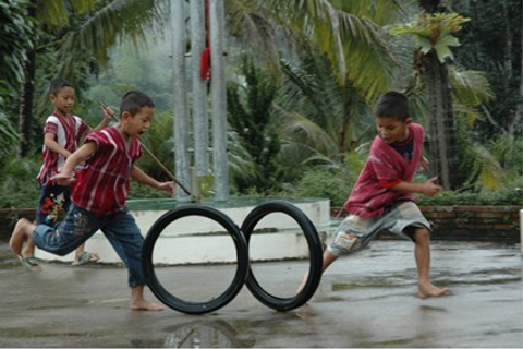 What's a Favorite Game for Children in Thailand ...