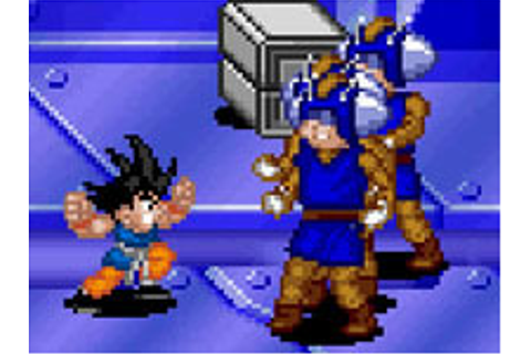 Game: Dragon Ball GT - Transformation - Free online games ...