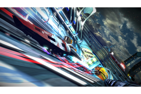 Wipeout: Omega Collection Gets Stunning Images via Dead ...