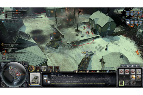 Company of Heroes 2: Ardennes Assault Hands-On – The ...