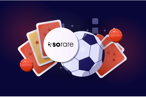 Sorare: blockchain football game with collectable cards