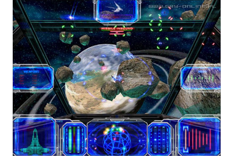 Star Wraith IV: Reviction PC Gry Screen 1/12, StarWraith 3D Games