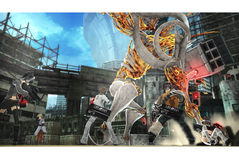 Freedom Wars: first PS Vita screens show characters ...