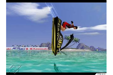New Blog 1: Jet Ski Games