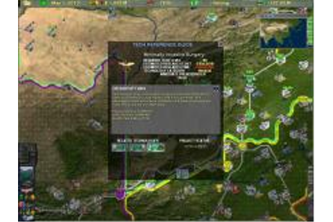 Supreme Ruler 2010 Download (2005 Strategy Game)