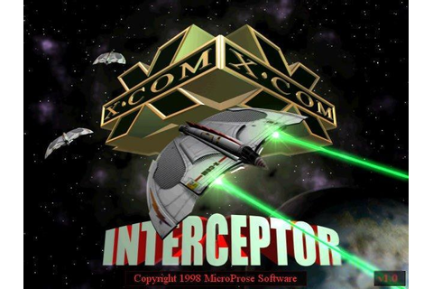 X-COM: Interceptor Download (1998 Simulation Game)