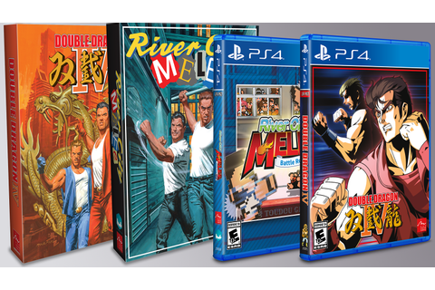 Get ready to brawl with Limited Run Games' releases of ...