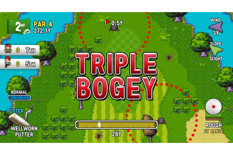Golf Story | RPG Site