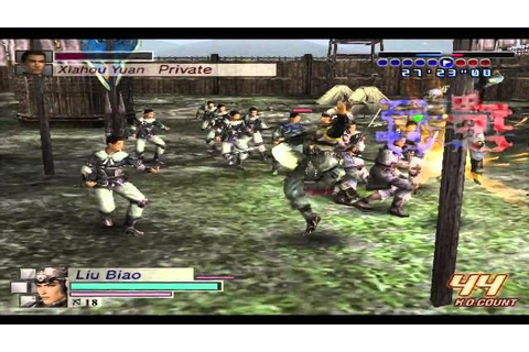 Dynasty Warriors 4 Hyper Free Download PC Game