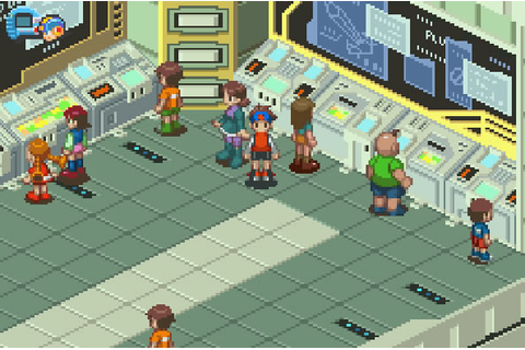 Play Mega Man Battle Network 3 - Free online games with ...