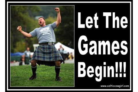Let The Game Begin | Funny Images Gallery