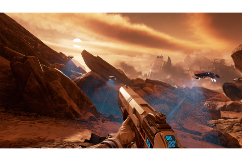 Sci-fi shooter Farpoint hits PS VR on 17th May, with new ...
