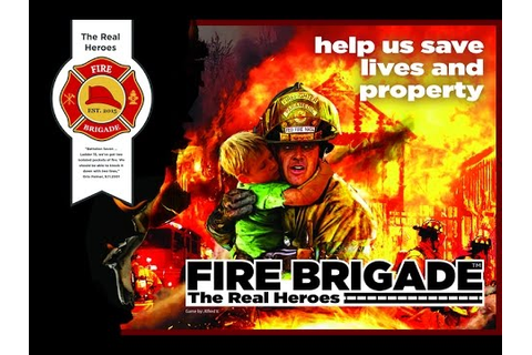 Fire Brigade board game quick overview - YouTube