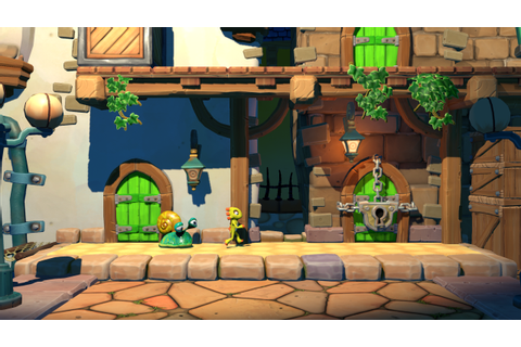 Yooka-Laylee and the Impossible Lair Launches October 8 on ...