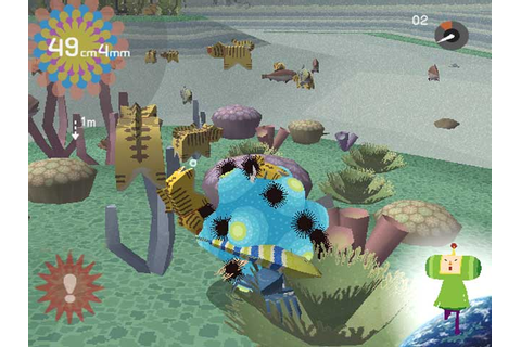 We Love Katamari - Video Game Review Photo & Image Gallery