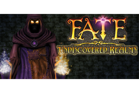 FATE: Undiscovered Realms on Steam