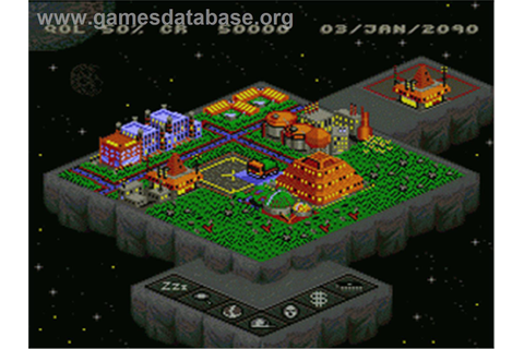 Utopia: The Creation of a Nation - Nintendo SNES - Games ...