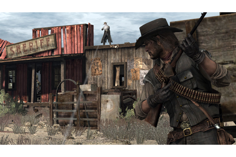 CriticaGeek: RED DEAD REDEMPTION