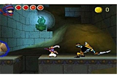 Prince of Persia: The Fallen King Preview for the Nintendo ...