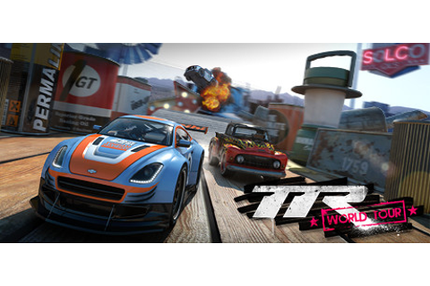 Save 50% on Table Top Racing: World Tour on Steam