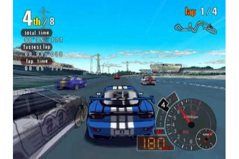 Auto Modellista (PS2 Gameplay) - YouTube