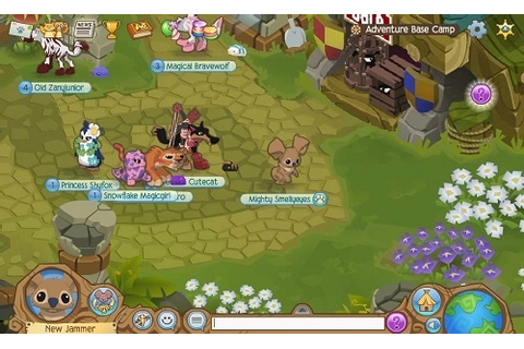 Animal Jam Review - Games Finder
