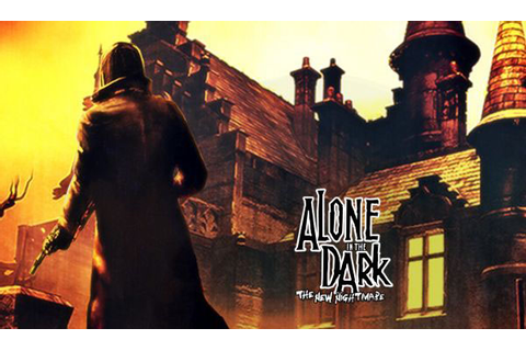 Alone in the Dark: The New Nightmare - HaDoanTV Game For Life