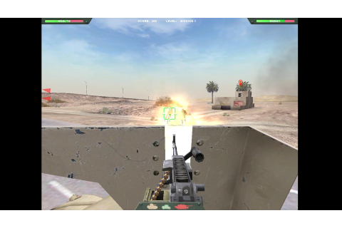 Download Desert Gunner Full PC Game