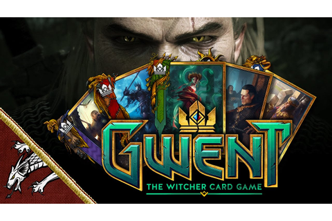 Gwent The Witcher Card Game! Skellige vs Monsters - YouTube