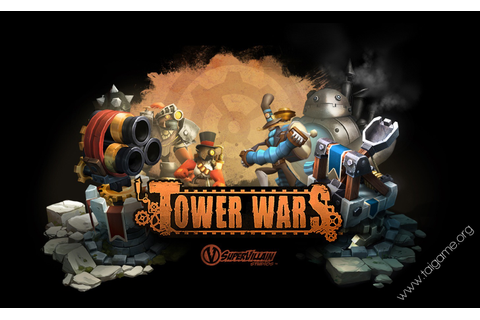 Tower Wars - Download Free Full Games | Strategy games