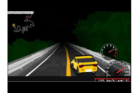 Initial D Flash Game - YouTube