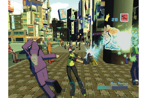 Jet Set Radio Future | Retro Gamer