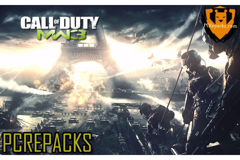 Call of Duty Modern Warfare 3 Highly Compressed Free ...