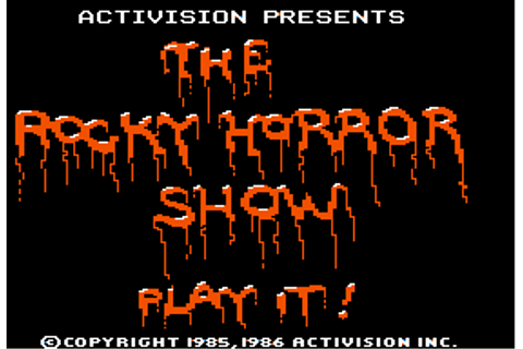 Download The Rocky Horror Show - My Abandonware