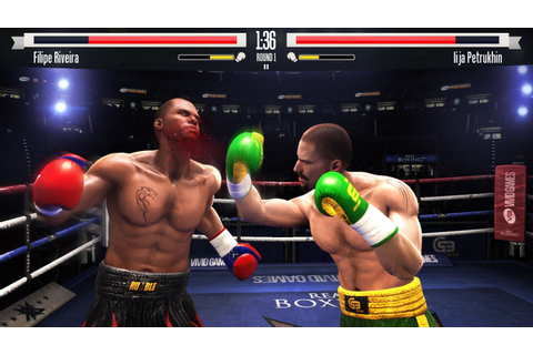 Real Boxing® - Vivid Games