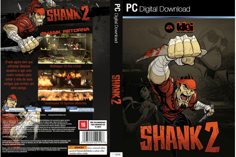 Shank 2 PC Game Free Download - FREE PC DOWNLOAD GAMES