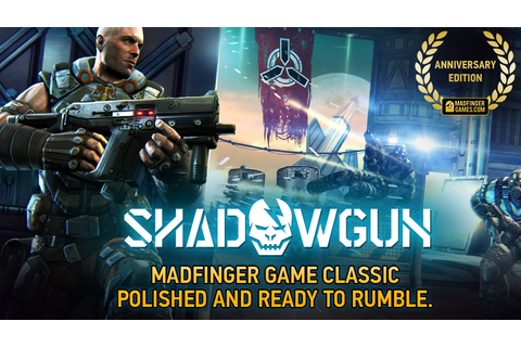 SHADOWGUN - Android Apps on Google Play