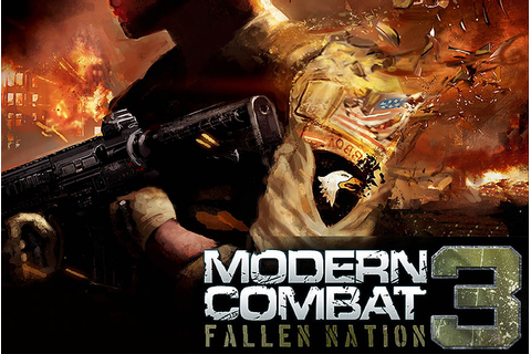Modern Combat 3 for BlackBerry PlayBook | BerryGeeks®