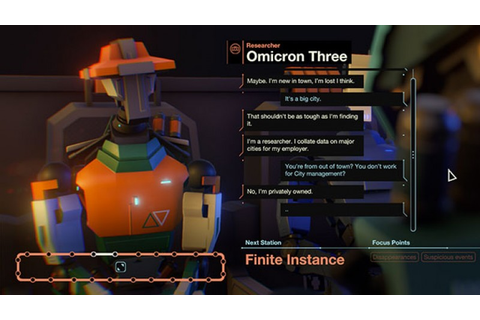 Bithell Games' Single-Session Game Subsurface Circular Is ...