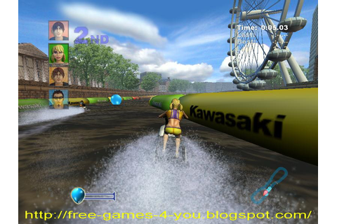 Free full Games: Kawasaki Jet Ski full
