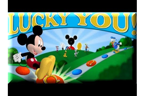 Mickey Mouse Clubhouse - Lucky You - Mickey Mouse Game ...