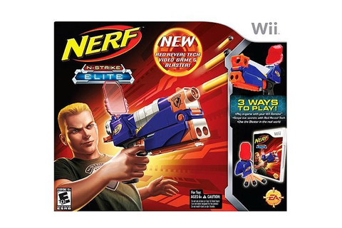 Nerf N Strike Elite w.Scope Wii Game - Newegg.com
