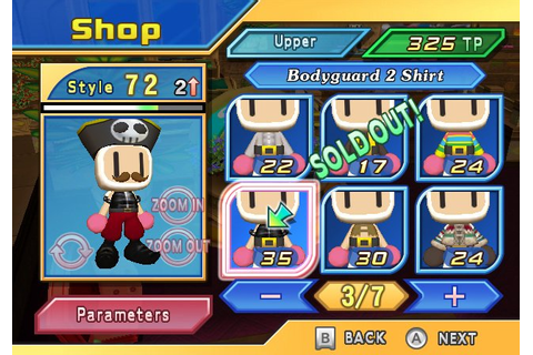 Bomberman Land (Wii) Game Profile | News, Reviews, Videos ...
