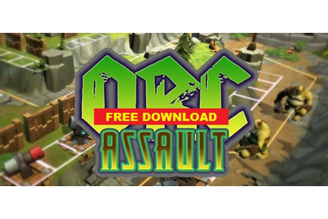 Orc Assault [PC] free Download ~ Origin and Steam Games