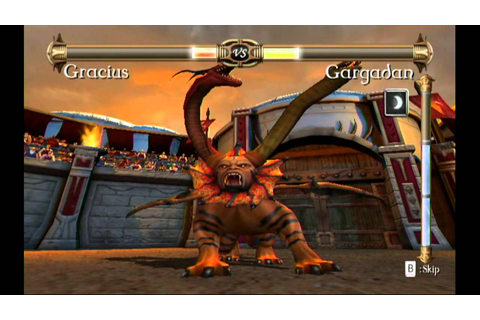 Let's Play Rage of the Gladiator - Gargadan - YouTube