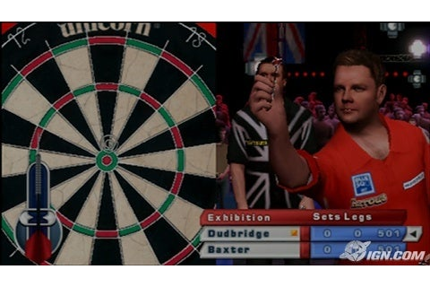 PDC World Championship Darts Review - IGN